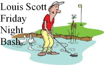 Louis Scott Friday night Front 9 Holes played on 29 September