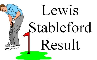 Lewis Stableford played on 20th June