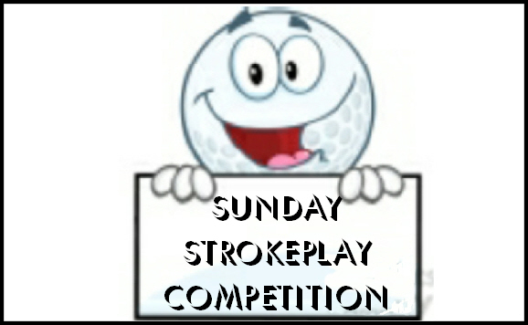 SUNDAY STROKEPLAY