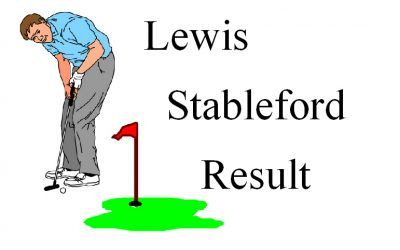 LEWIS STABLEFORD         BACK 9