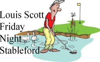 LOUIS SCOTT STABLEFORD    FRONT 9