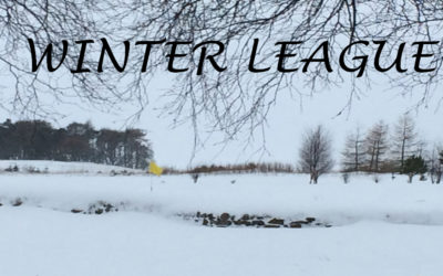 WINTER LEAGUE 18TH NOVEMBER