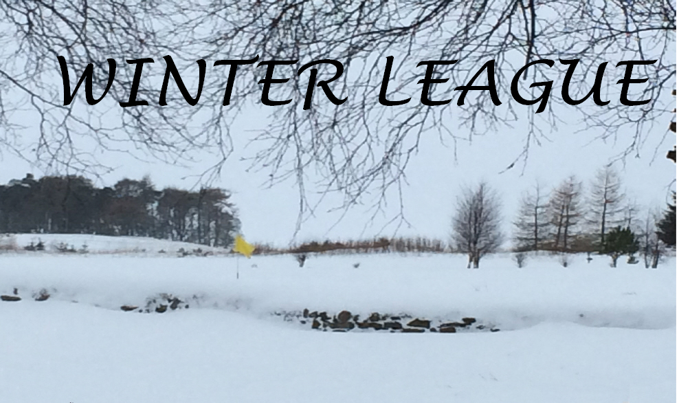 WINTER LEAGUE 15TH DECEMBER