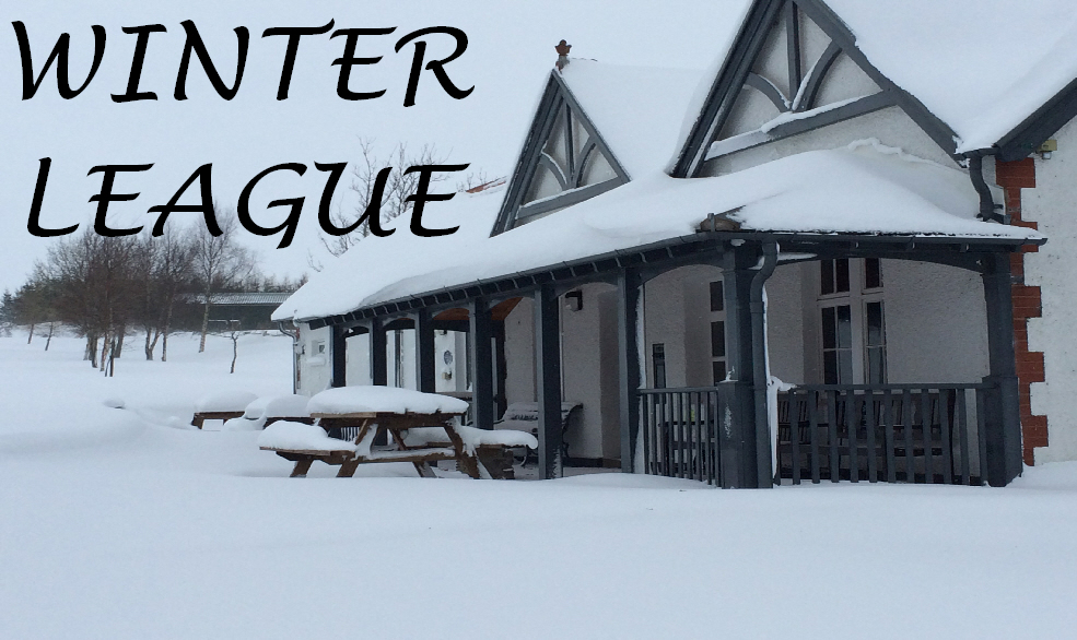 WINTER LEAGUE 20TH JANUARY