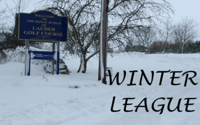 WINTER LEAGUE 25TH NOVEMBER