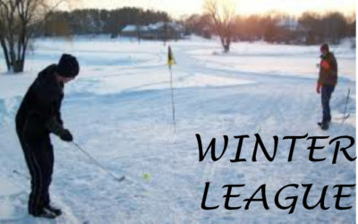 WINTER LEAGUE 11TH NOVEMBER