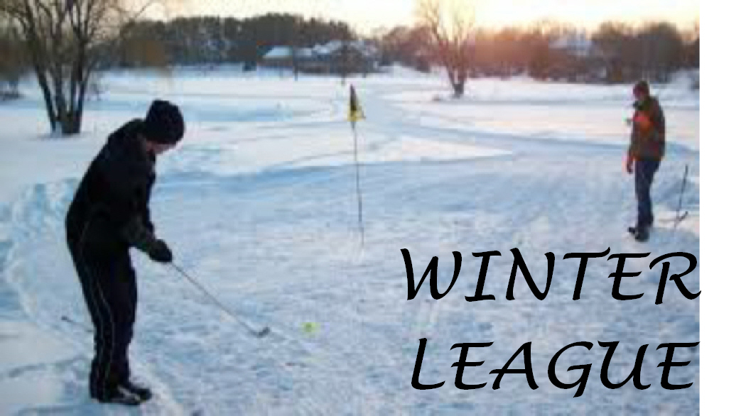 WINTER LEAGUE 19TH JANUARY