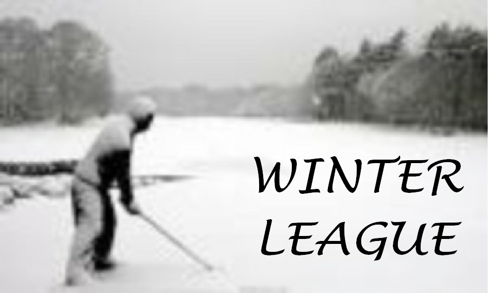 WINTER LEAGUE 26TH JANUARY